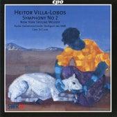 Villa-Lobos: Symphony No. 2 - New York Skyline Melody by Stuttgart Radio Symphony Orchestra