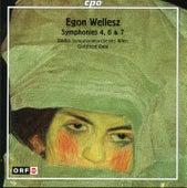 Wellesz: Symphonies Nos. 4, 6 & 7 by Vienna Radio Symphony Orchestra