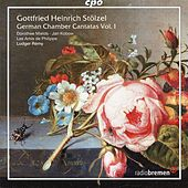 Stolzel: German Chamber Cantatas, Vol. 1 by Various Artists