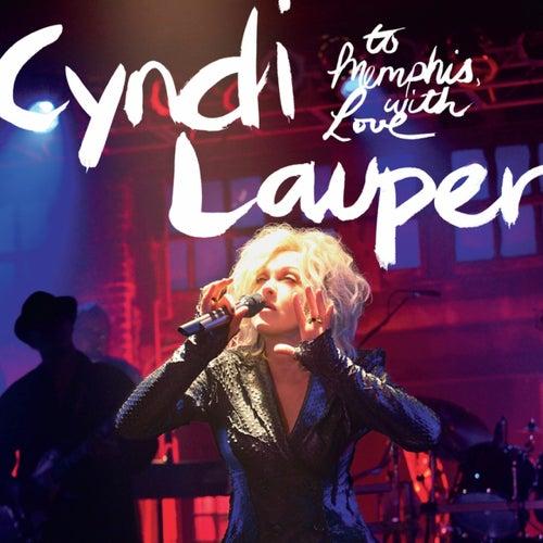 To Memphis with love de Cyndi Lauper