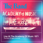 Live At The Academy Of Music 1971 de The Band