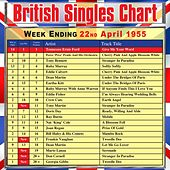British Singles Chart - Week Ending 22 April 1955 de Various Artists