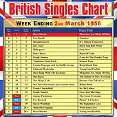 British Singles Chart - Week Ending 2 March 1956 de Various Artists
