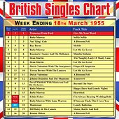 British Singles Chart - Week Ending 18 March 1955 de Various Artists