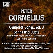 Cornelius: Complete Songs, Vol. 3 by Various Artists