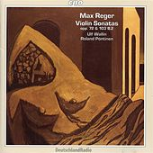 Reger: Complete Works for Violin and Piano, Vol. 4 by Ulf Wallin