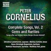 Cornelius: Sämtliche Lieder by Various Artists