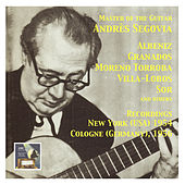 Master of the Spanish Guitar (Recordings 1954-1956) de Andres Segovia