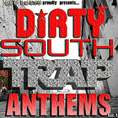 Dirty South Hip Hop Rap Trap Anthems, Beats, And Instrumentals For Demos Vol. 1 by Rap Beats
