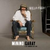 Que lo Pario ! de Minino Garay