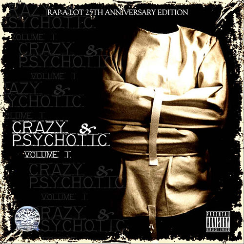 Crazy and Psychotic by Various Artists