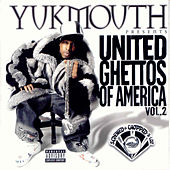 United Ghettos of America Vol. 2 (Screwed) von Yukmouth