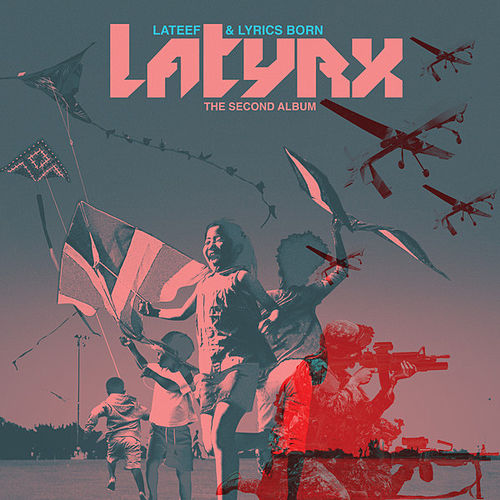 The Second Album de Latyrx