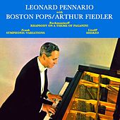 Rhapsody On A Theme Of Paganini by Boston Pops