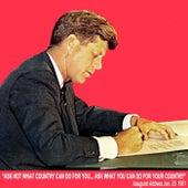 A Memorial Tribute by John F. Kennedy