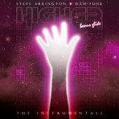 Higher - Bonus Glide: The Instrumentals by Steve Arrington