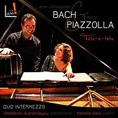 Bach & Piazzolla: Tête-à-tête (World Premiere Recording) by Various Artists