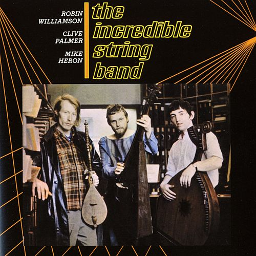 The Incredible String Band by The Incredible String Band