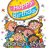 Happy Birthday - Spanish Music Style by Kidzone