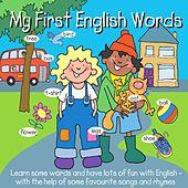 My First English Words by Kidzone