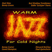 Warm Jazz for Cold Nights de Various Artists