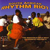 South African Rhythm Riot by Various Artists