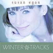 Winter Tracks by Susan Egan