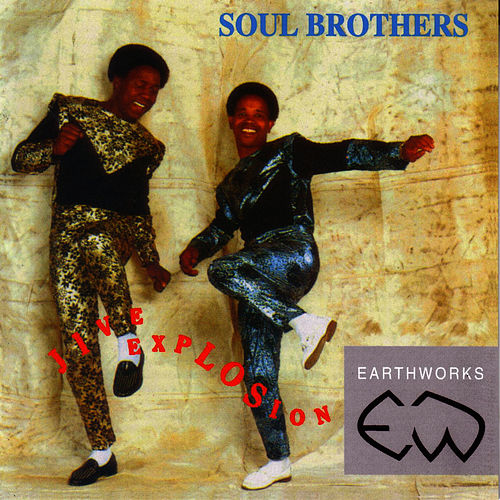 Jive Explosion by The Soul Brothers
