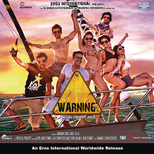 Warning (Original Motion Picture Soundtrack) by Various Artists