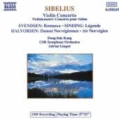 Sibelius: Violin Concerto by Various Artists