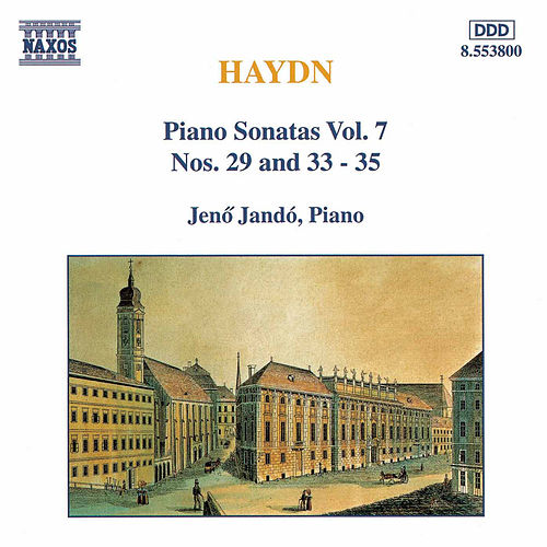 Piano Sonatas Vol. 7 by Franz Joseph Haydn