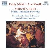 Scherzi musicali a tre voci by Claudio Monteverdi