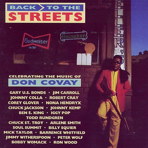 Back To The Streets - Celebrating The Music Of Don Covay by Various Artists