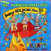 Die besten größten Karneval Party Hits - Super Kölsche Zick (Karneval 2014, 2015) de Various Artists