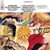 Prokofiev: Piano Concertos No. 1 & 3; Piano Sonata No. 3 by Gary Graffman