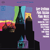 Gary Graffman Plays Russian Piano Music by Gary Graffman