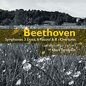 Beethoven: Symphony Nos. 3, 6 & 8 by Klaus Tennstedt