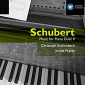 Schubert: Music for Piano Duet Vol. 2 by Justus Frantz