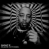 Black October von Sadat X
