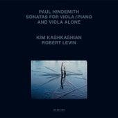 Hindemith: Sonatas For Viola Alone / Piano And Viola Alone de Kim Kashkashian