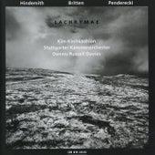 Hindemith, Britten, Penderecki: Lachrymae de Dennis Russell Davies
