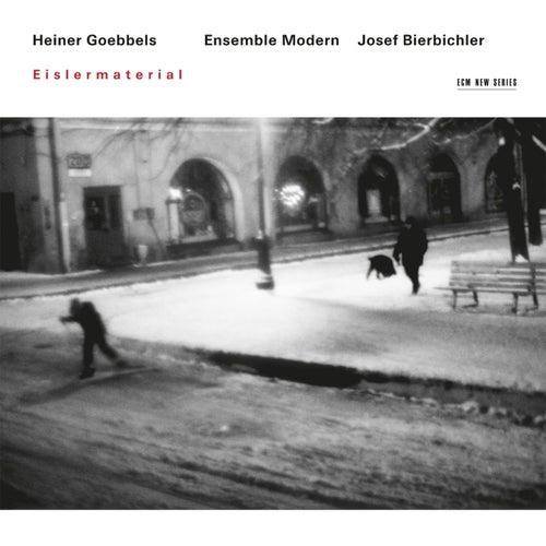 Eislermaterial by Heiner Goebbels
