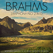Brahms: Symphony No. 2 in D, Op. 73 by Vienna Symphony Orchestra