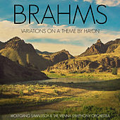 Brahms: Variations On a Theme By Haydn von Vienna Symphony Orchestra
