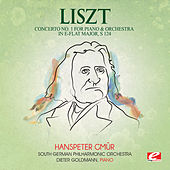 Liszt: Concerto No. 1 for Piano and Orchestra in E-Flat Major, S. 124 (Digitally Remastered) de Dieter Goldmann