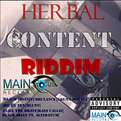 Herbal Content Riddim by Various Artists