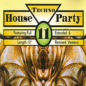 Techno House Party, Vol. 11 de Various Artists