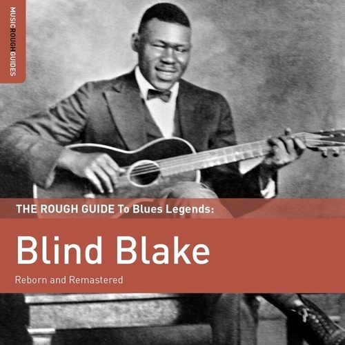 Rough Guide To Blind Blake by Various Artists