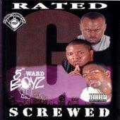 Rated G (Screwed) de 5th Ward Boyz