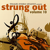 Strung out Volume 10 de Vitamin String Quartet
